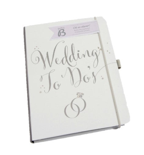 Wedding To Do Notebook