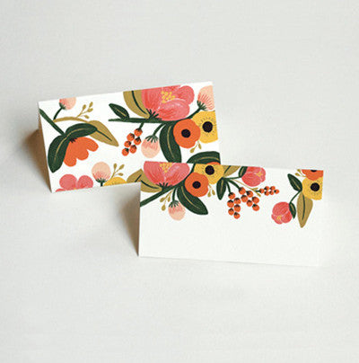 Place Cards by Rifle Paper Company