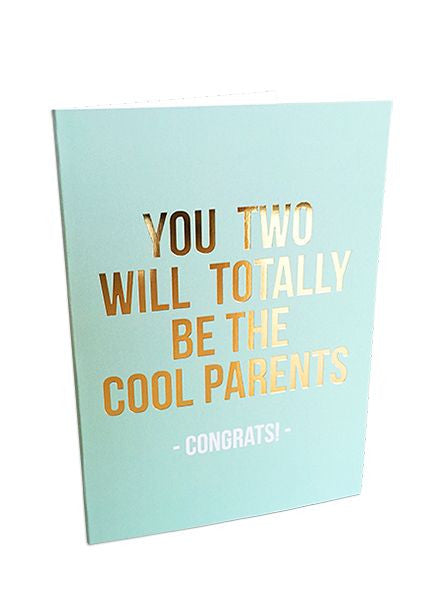 Cool Parents Card