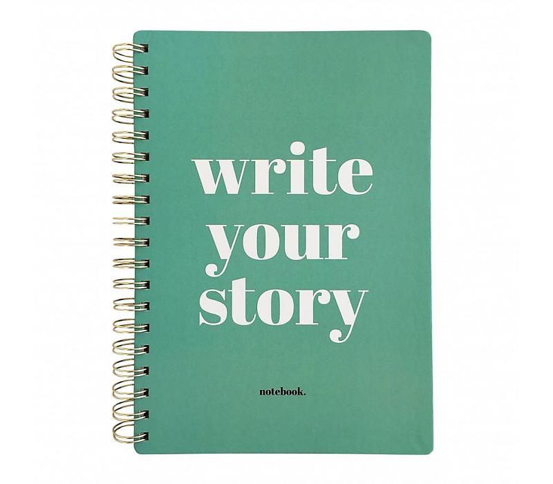 Write Your Story Notebook