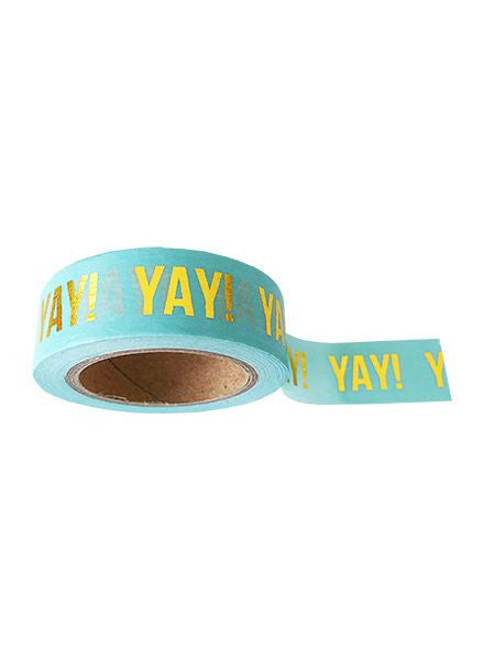 YAY! Washi Tape