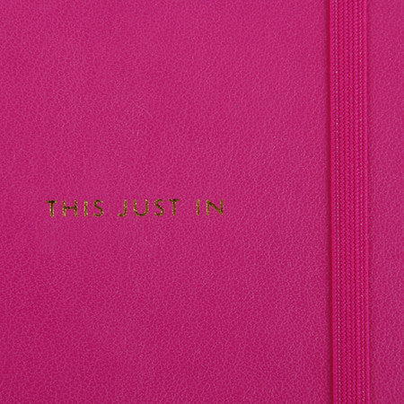 This Just In Notebook By Kate Spade
