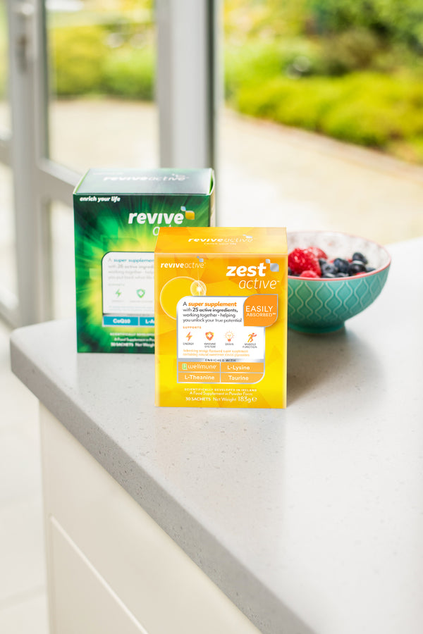 Revive Active - Zest Active - Super supplement - Immune System Support - Covid 19