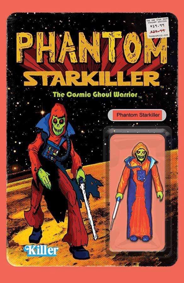 PHANTOM STARKILLER #1 SCOTT MCFARLAND LTD 600