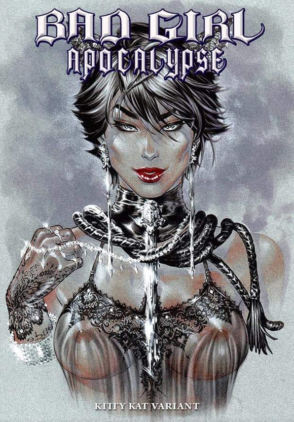 BAD GIRL APOCALYPSE #1 EBAS COMIC CONNECTION EXCLUSIVE OPTIONS
