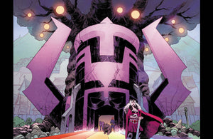 THOR #6 SECOND PRINT LIMITED PRINT RUN