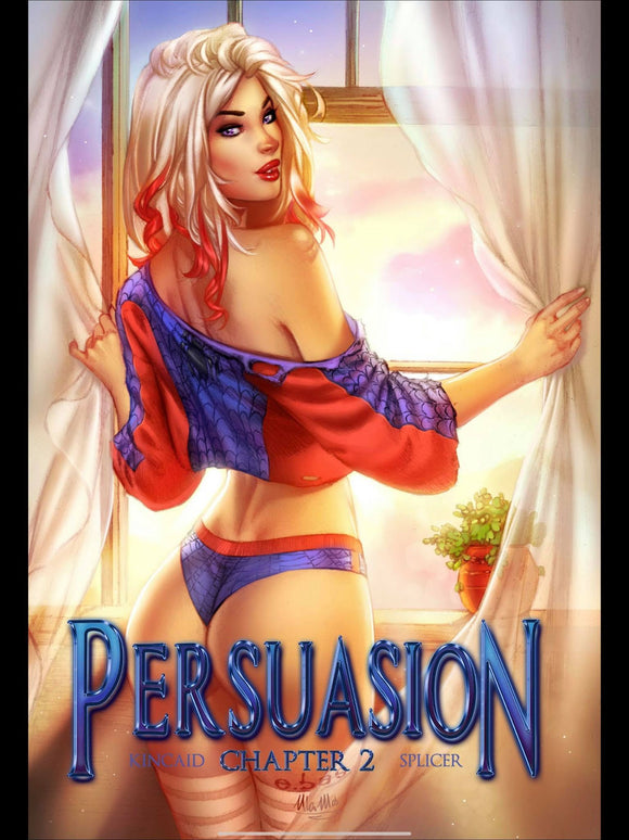 PERSUASION #2 MJ COSPLAY EBAS METAL OPTIONS