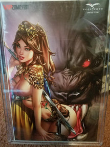 GRIMM FAIRY TALES #26# VIP EXCLUSIVE EBAS NUDE NM