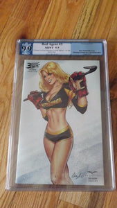 GRIMM FAIRY TALES RED AGENT #5 9.9 PGX