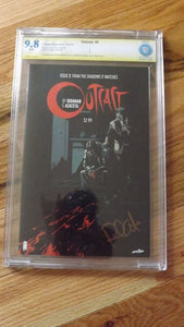 OUTCAST #2 SIGNATURE SERIES 9.8 CBCS