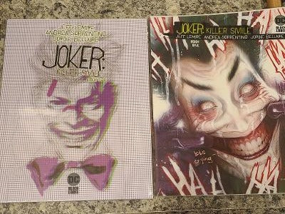JOKER: KILLER SMILE JEFF LEMIRE