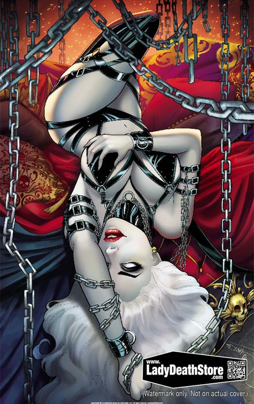 Lady Death Mischief Night #1 Sorah Suhng NM