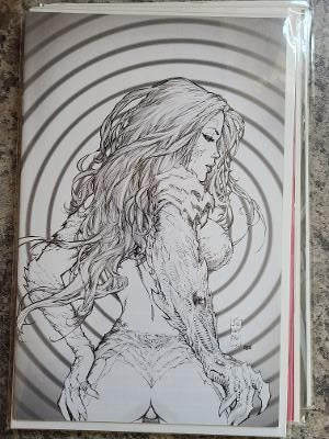 WITCHBLADE #118 SILVESTRI COVER FANTASTIC REALM NM