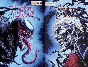 VENOM #28-29 CONNECTING TRADE VALERIO GIANGIODANO SET