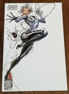 WHITE WIDOW 2 JAMIE TYNDALL SKETCHUP VARIANT NM
