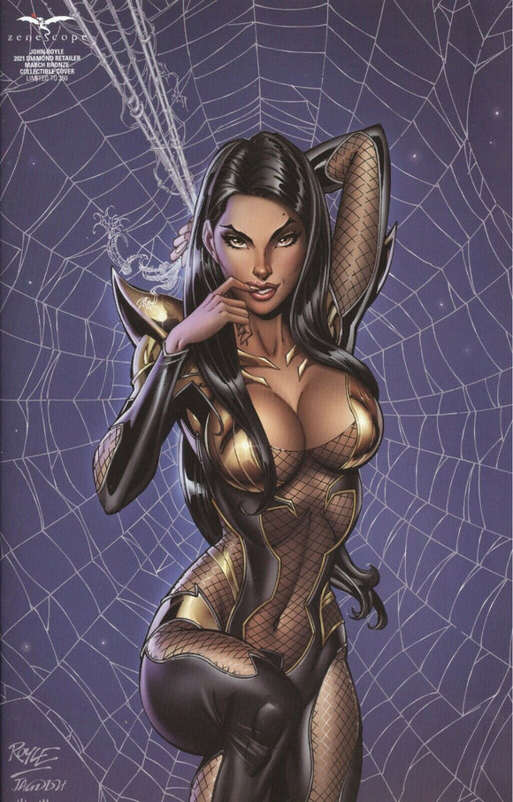 ZENESCOPE JOHN ROYLE DIAMOND RETAILER LTD 350