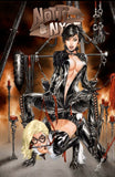 NOTTI & NYCE EBAS  EXCLUSIVE CATFIGHT COSPLAY LTD 500 SET