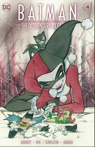 BATMAN THE ADVENTURES CONTINUE #4 PEACH MOMOKO VARIANT