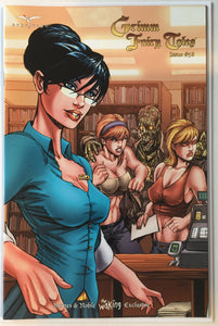 Grimm Fairy Tales #58 Mike Debalfo Barnes and Noble NM