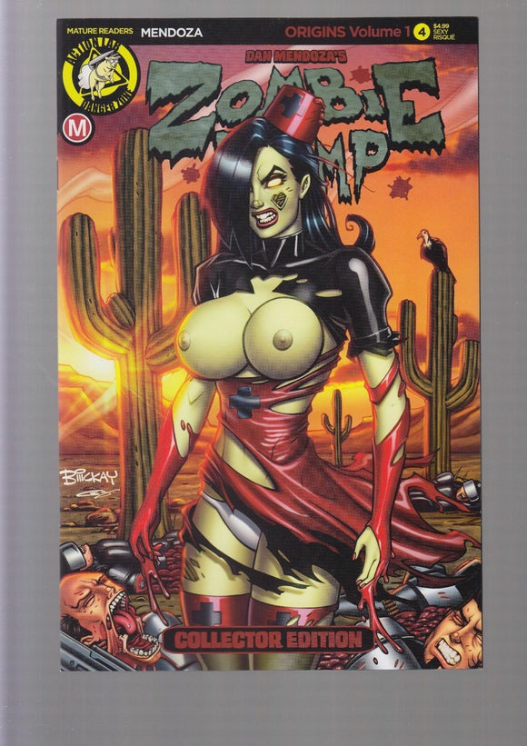 ZOMBIE TRAMP ORIGINS #4