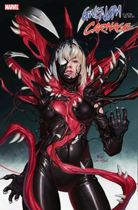 KING IN BLACK GWENOM VS CARNAGE #1 - INHYUK LEE - 1:25 RATIO VARIANT