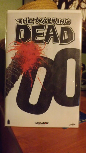 SKYBOUND MEGABOX NEGAN WALKING DEAD BRAND NEW COMPLETE