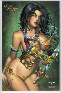 GRIMM FAIRY TALES #65 EBAS NM