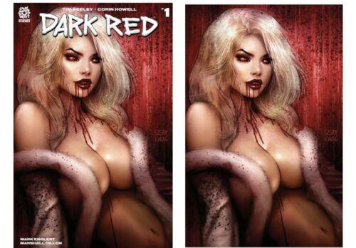 DARK RED #1 SPECIAL EDITION SZERDY & KINCAID SET