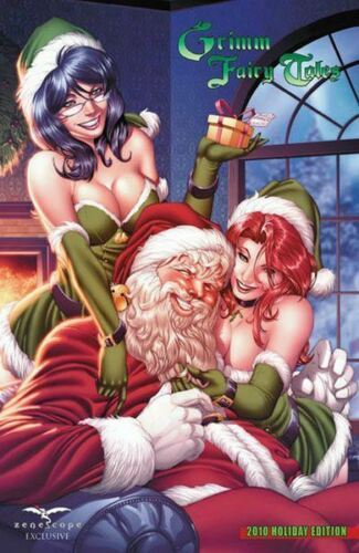 GRIMM FAIRY TALES 2010 HOLIDAY EDITION DEBALFO LTD 500 NM