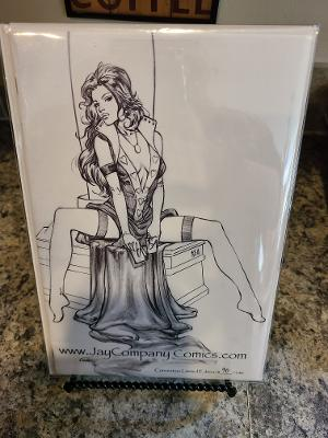 GRIMM FAIRY TALES JAY COMPANY CONVENTION LTD #90/100