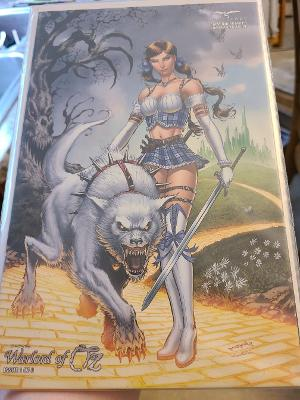 GRIMM FAIRY TALES WARLORD OF OZ 1 OF 6 EXCLUSIVE NM