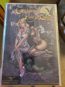 GRIMM FAIRY TALES ISSUE 2 CINDERELLA NM