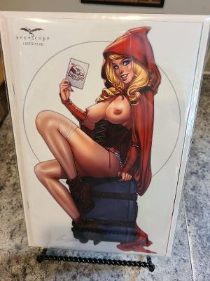 GFT ZENESCOPE COMIC FEST EXCLUSIVE LTD 100 NM