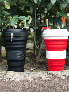 Vasos plegables por Bee rebel