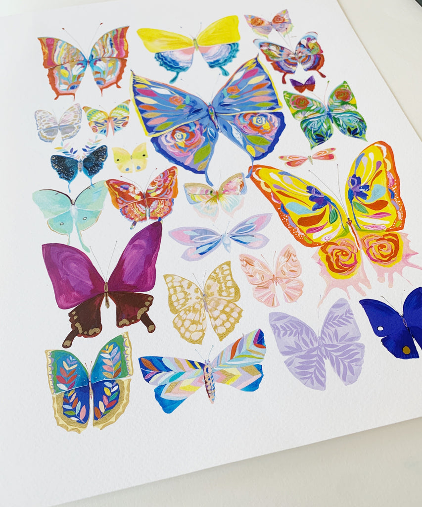 Butterfly Collection II