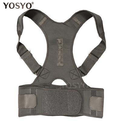 Posture Corrector with Back Support