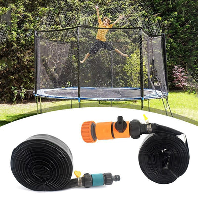Trampoline Water Sprinkler Kit