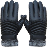 Smart Mens Gloves  Genuine Leather iPhone//Samsung/IPad