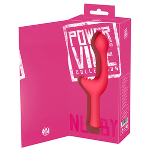 Power Vibe Collection - Nubby G-spot Vibrator