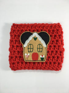 Mr. & Mrs. Gingerbread Mouse House
