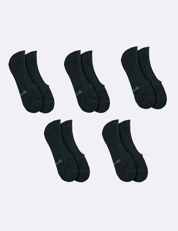 5-pack Women's Hidden Socks