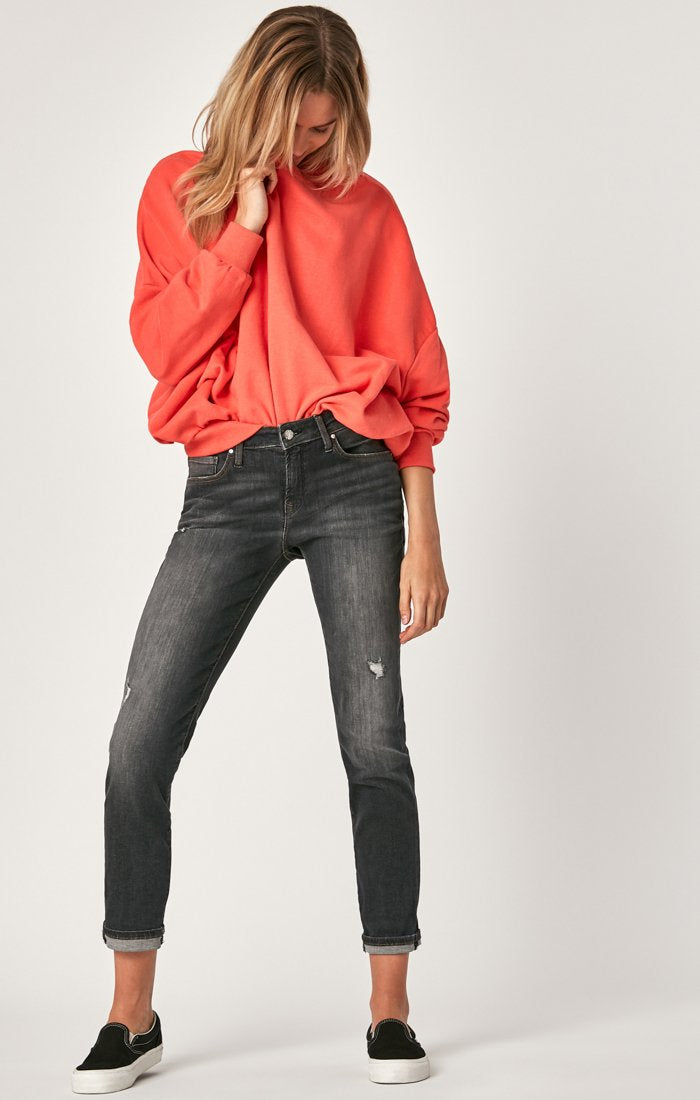Ada Smokey Ripped Vintage Jeans