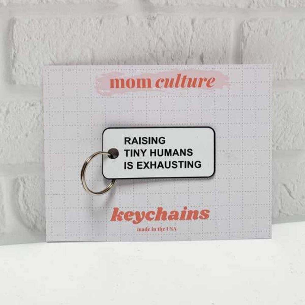 Mom Culture Keychains - Saradee Boutique