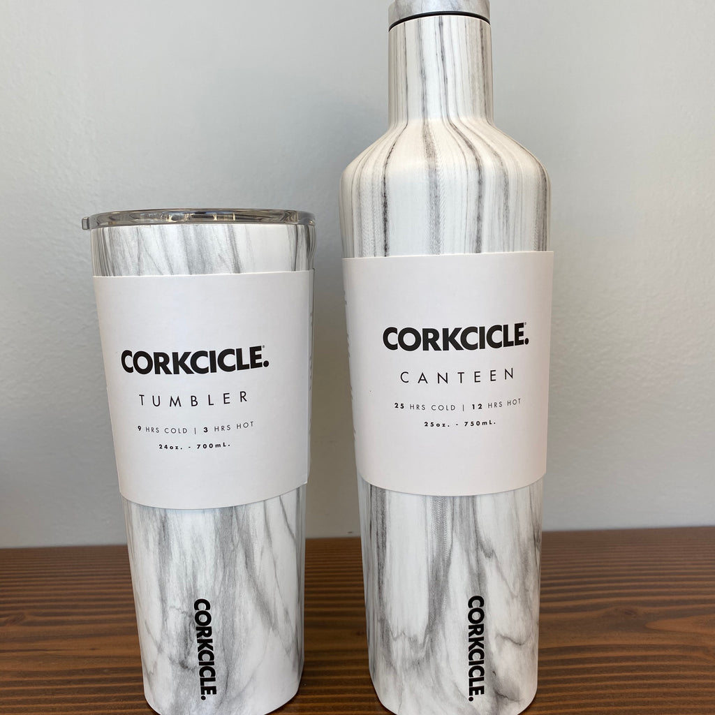 Corkcicle- Snowdrift - Saradee Boutique