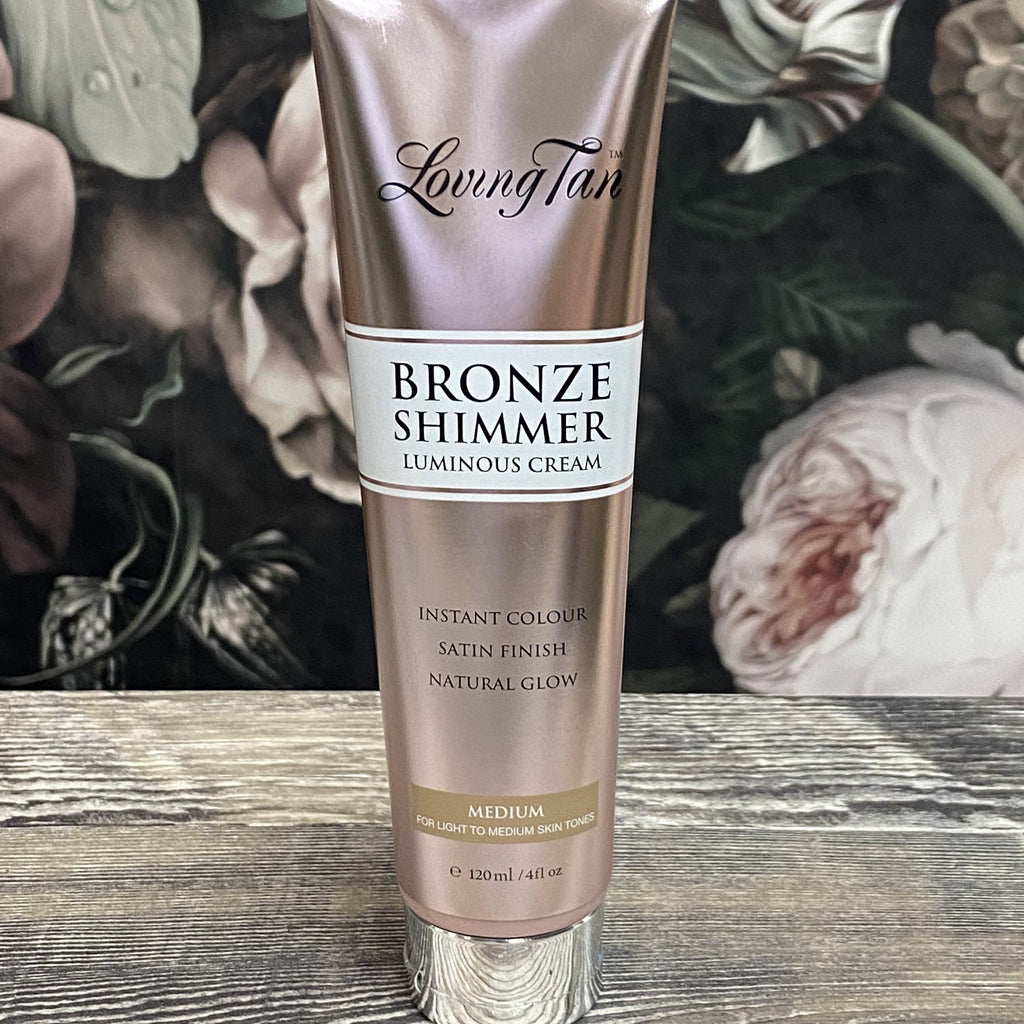 Bronze Shimmer Cream Medium - Saradee Boutique
