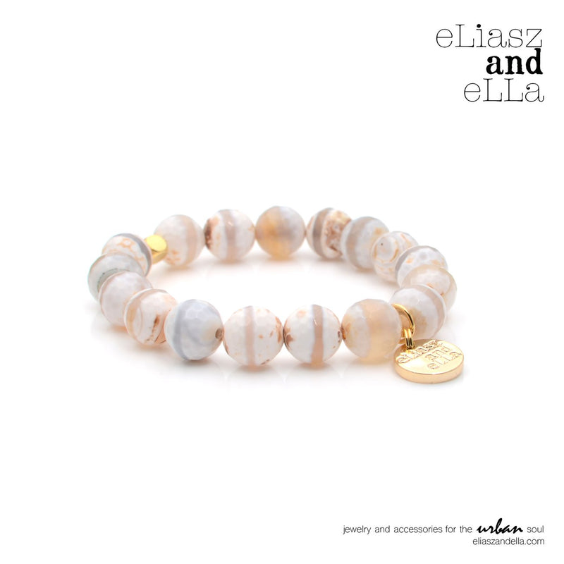 "Eliasz and Ella ""Mindful"" Limited Edition Bangin' Bracelet - Saradee Boutique"