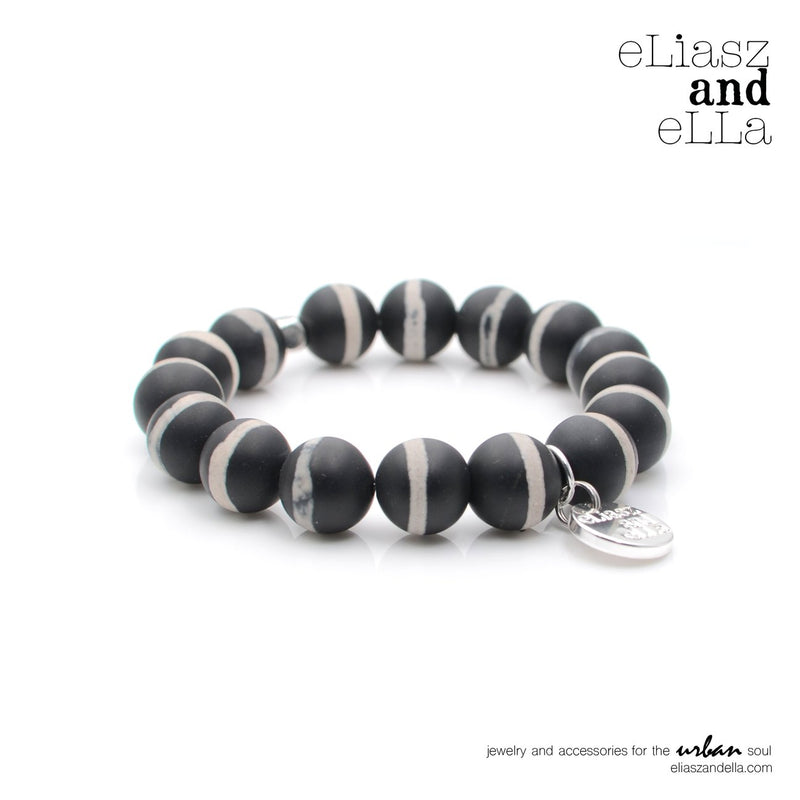"Eliasz and Ella ""Real"" Limited Edition Bangin' Bracelet - Saradee Boutique"