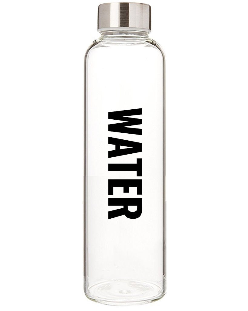Water Only Water Bottle - Saradee Boutique