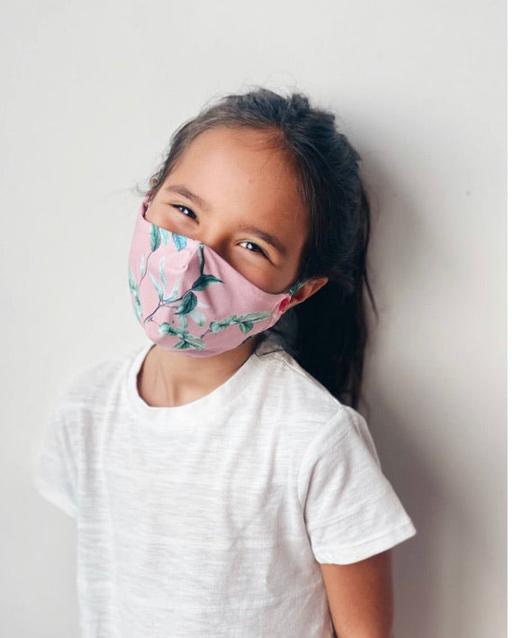 Malai Face Mask -Kids