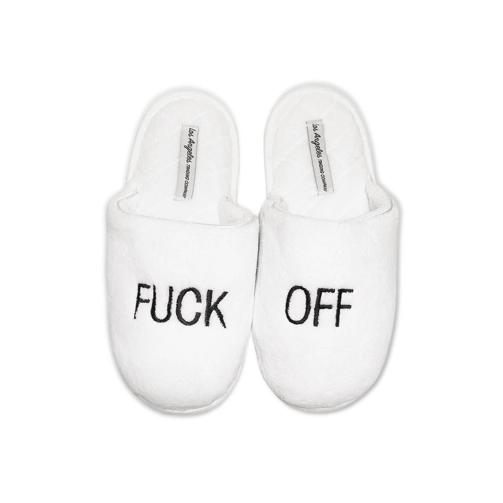 F*** Off Slippers